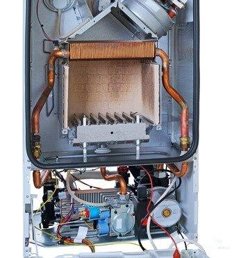 Caldera gas natural