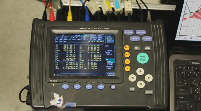 Uso y aplicación de los analizadores de redes eléctricas