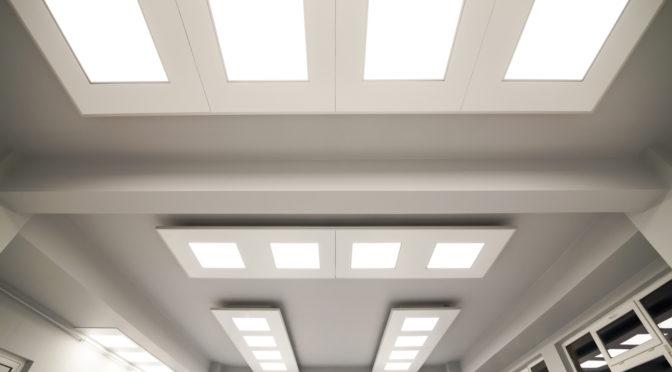 Iluminación de interiores con LED