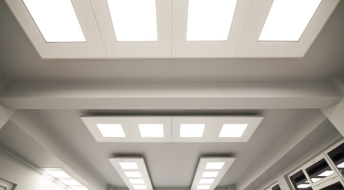 Iluminaci n de interiores con sistemas eficientes led - Iluminacion led para interiores ...