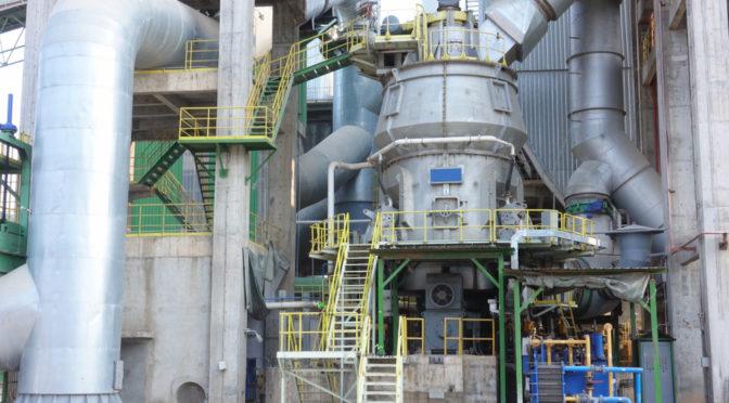 Eficiencia energética en procesos de trituración y molienda