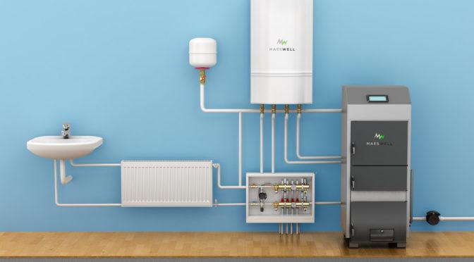 sistema calefacción eficiente
