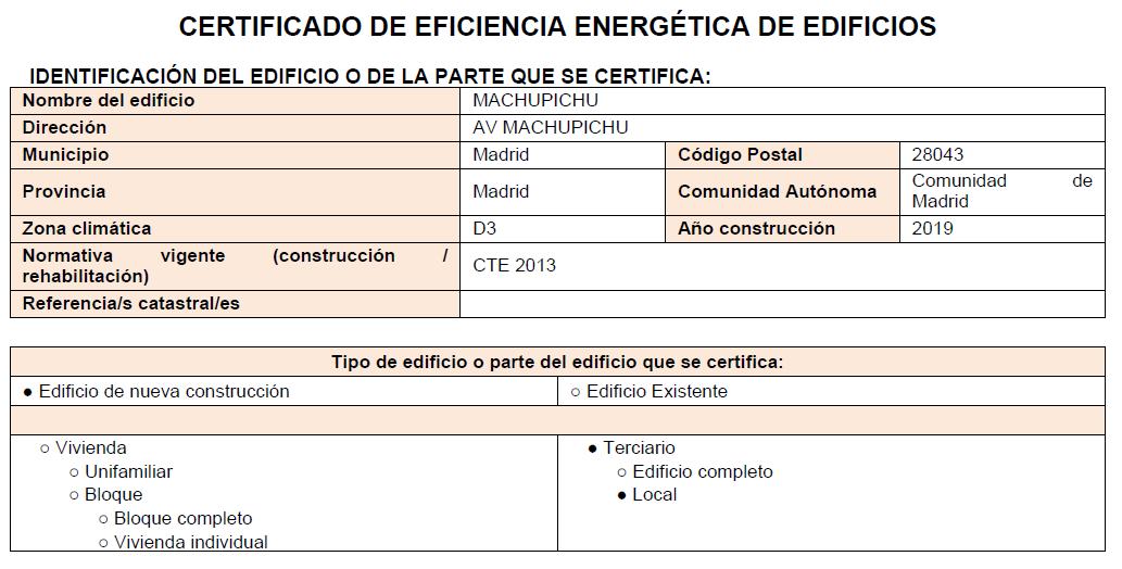 Detalle informe CEE