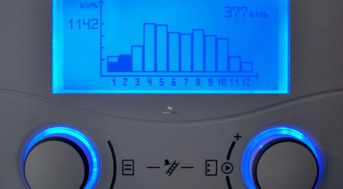 Eficiencia estacional en equipos de climatización