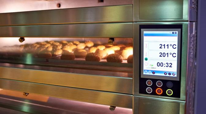 Balance energético en un obrador de pan