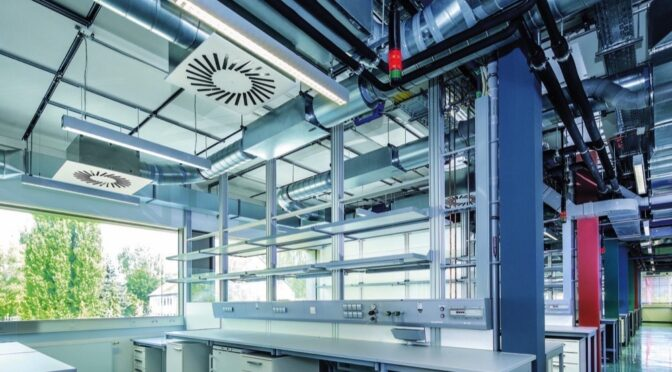Ventilación en edificios