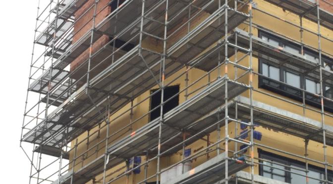Caracterización de muros de fachada según su aislamiento térmico