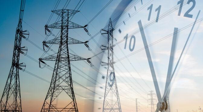 Los nuevos periodos de discriminación horaria en tarifas eléctricas